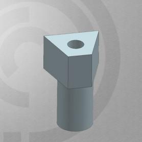 Implant Library + Digital Scan body compatible with – Conexão Esteticone 5.0 Non-Engaging