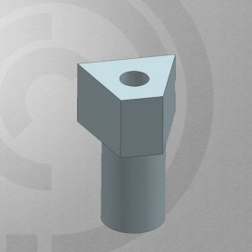 Implant Library + Digital Scan body compatible with – Conexão External Hexagon 3.75 - 4.0 - 5.0